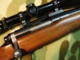 Remington Model 722 Rifle 244 Rem cal w/Leupold - 1 of 15