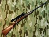 Remington Model 722 Rifle 244 Rem cal w/Leupold - 2 of 15