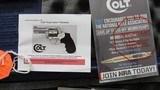 "Colt King Cobra Stainless SB3BB 3"" 357 Magnum CA OK - 13 of 14"