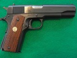 Colt 38 Super MK IV Series 70 Nice! CA OK!