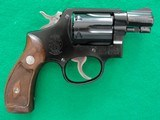 S&W Pre Model 12 38 M&P Airweight from 1953! CA OK! - 5 of 15