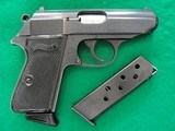 Walther PPK/S 380 Nice! CA OK! - 1 of 10