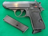 Walther PPK/S 380 Nice! CA OK! - 2 of 10