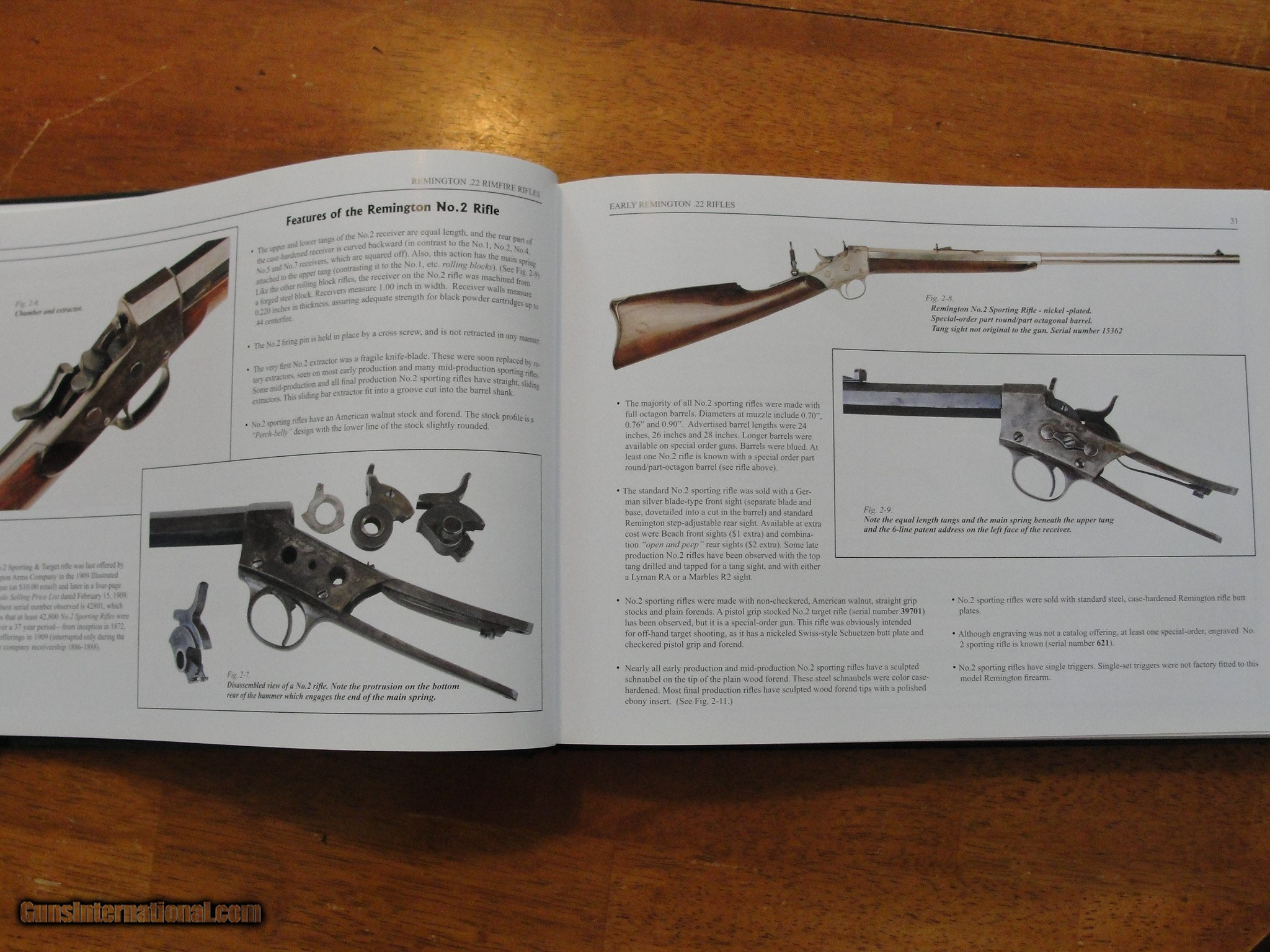 Remington .22 Rimfire Rifles     by John Gyde /& Roy Marcot