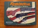 Remington .22 Rimfire Rifles by John Gyde & Roy Marcot, Rare Book!