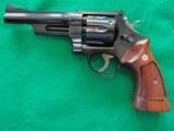"S&W 5"" Model 27 27-2 P&R 357 Magnum made 1973 CA OK!"