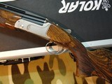 "Kolar Max Lite 12ga 30"" Spectacular Wood, Hard Case"