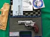 "Lew Horton S&W Model 60 60-10 3"" 357 Magnum Magna Ported Ltd Edition"