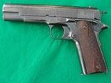 Colt 1911 Government Model 45 C-Prefix British Proof