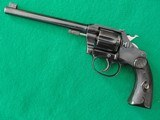 Colt Police Positive Target First Year production 1910 .22LR Revolver