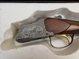 1962 Belgium Browning Superposed Pointer Grade 28ga Round Knob Long Tang DOUBLE SIGNED PRISTINE 99% CONDITION RAREST PRODUCTION SUPERPOSED EVER MADEE