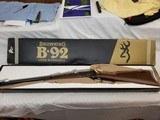 NIB Browning Model 92 44mag Lever Action Rifle