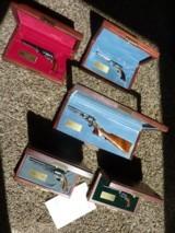 Colt Miniature Pistol Matched Set - 1 of 7