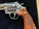 Smith & Wesson - Model 29-2 - .44 Magnum Revolver **UNFIRED!** Still in display box! - 5 of 14