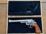 Smith & Wesson - Model 29-2 - .44 Magnum Revolver **UNFIRED!** Still in display box! - 3 of 14