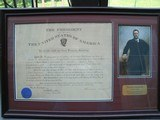 THEODORE ROOSEVELT MILITARY COMMISION