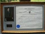 PRESIDENT WILLIAM McKINLEY MILITARY COMMISION