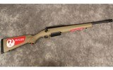 rugeramerican ranch rifle.450 bushmaster