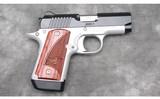 Kimber ~ Micro 9 ~ 9mm Luger