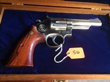 """Smith and Wesson """"VIRGINIA STATE POLICE 50TH ANNIVERSARY COMMEMORATIVE Model 66-1 .357 magnum caliberPAIROFREVOLVERS - 9 of 12"""