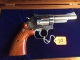 """Smith and Wesson """"VIRGINIA STATE POLICE 50TH ANNIVERSARY COMMEMORATIVE Model 66-1 .357 magnum caliberPAIROFREVOLVERS - 2 of 12"""