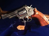 """Smith and Wesson """"VIRGINIA STATE POLICE 50TH ANNIVERSARY COMMEMORATIVE Model 66-1 .357 magnum caliberPAIROFREVOLVERS - 4 of 12"""