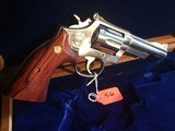 """Smith and Wesson """"VIRGINIA STATE POLICE 50TH ANNIVERSARY COMMEMORATIVE Model 66-1 .357 magnum caliberPAIROFREVOLVERS - 10 of 12"""
