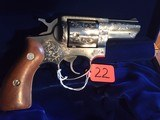 """Ruger Model """"Speed-Six"""" """"VIRGINIA STATE POLICE COMMEMORATIVE"""" .357 magnum - 5 of 13"""