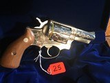 """Ruger Model """"Speed-Six"""" """"VIRGINIA STATE POLICE COMMEMORATIVE"""" .357 magnum - 9 of 13"""