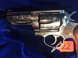 """Ruger Model """"Speed-Six"""" """"VIRGINIA STATE POLICE COMMEMORATIVE"""" .357 magnum - 4 of 13"""