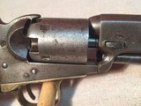 Colt 1849 Pocket Model First Type Percussion Revolver .31 cal - 13 of 15