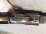 Colt 1849 Pocket Model First Type Percussion Revolver .31 cal - 9 of 15