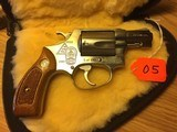 """smith and wesson chief's special model 60 """"virginia state police commemorative"""" .38 special caliber"""