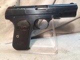 colt 1903 hammerless pocket automatic .32 acp caliber