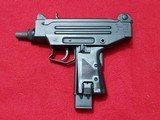 IMI Uzi 45 caliber pistol with 3 mags and shoulder holster pre ban import - 2 of 7