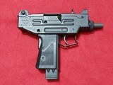 IMI Uzi 45 caliber pistol with 3 mags and shoulder holster pre ban import - 3 of 7