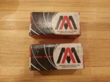 AMT 44 Auto Mag factory ammo and Norma unprimed cases 200 rounds