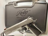 Kimber Artic 1911 in 9mm