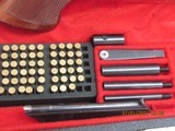 Browning Medalist Cased with Weight etc. - 6 of 8