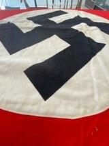 Nazi Flag 13' x 2.6' - 4 of 5