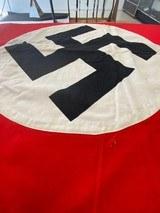Nazi Flag 13' x 2.6' - 5 of 5