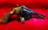 Smith & Wesson Airforce Marked k-38 Combat Masterpiece