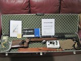 Anshutz Match 54 Heavy Barrel .22lr with 16x Unertl and all you see