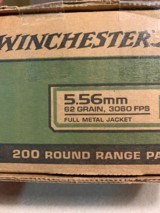 Winchester 5.56 Green Tip 62 Grain 1,500 Rounds - 2 of 4
