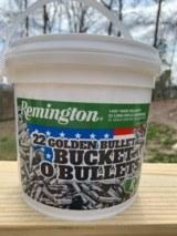 .22 LR 1400 Remington Bucket of Bullets