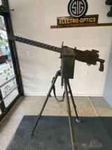 Rapid Fire (Troy, OH) 1919M4 - Browning 1919 copy, semi-auto, belt fed, includes tripod and ammo can, .308 Win/7.62 NATO - 2 of 14