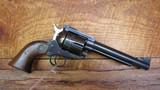 """Ruger Blackhawk Flat Top - 357 Magnum 6.5"""""""