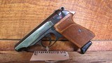 Carl Walther Model PP - 22 LR Made in Germany in 1968