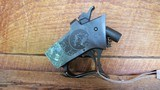 Thompson Center Arms Contender Frame Only Blued Steel