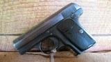 German E. Zehner Zehna Pocket Pistol - 25 ACP